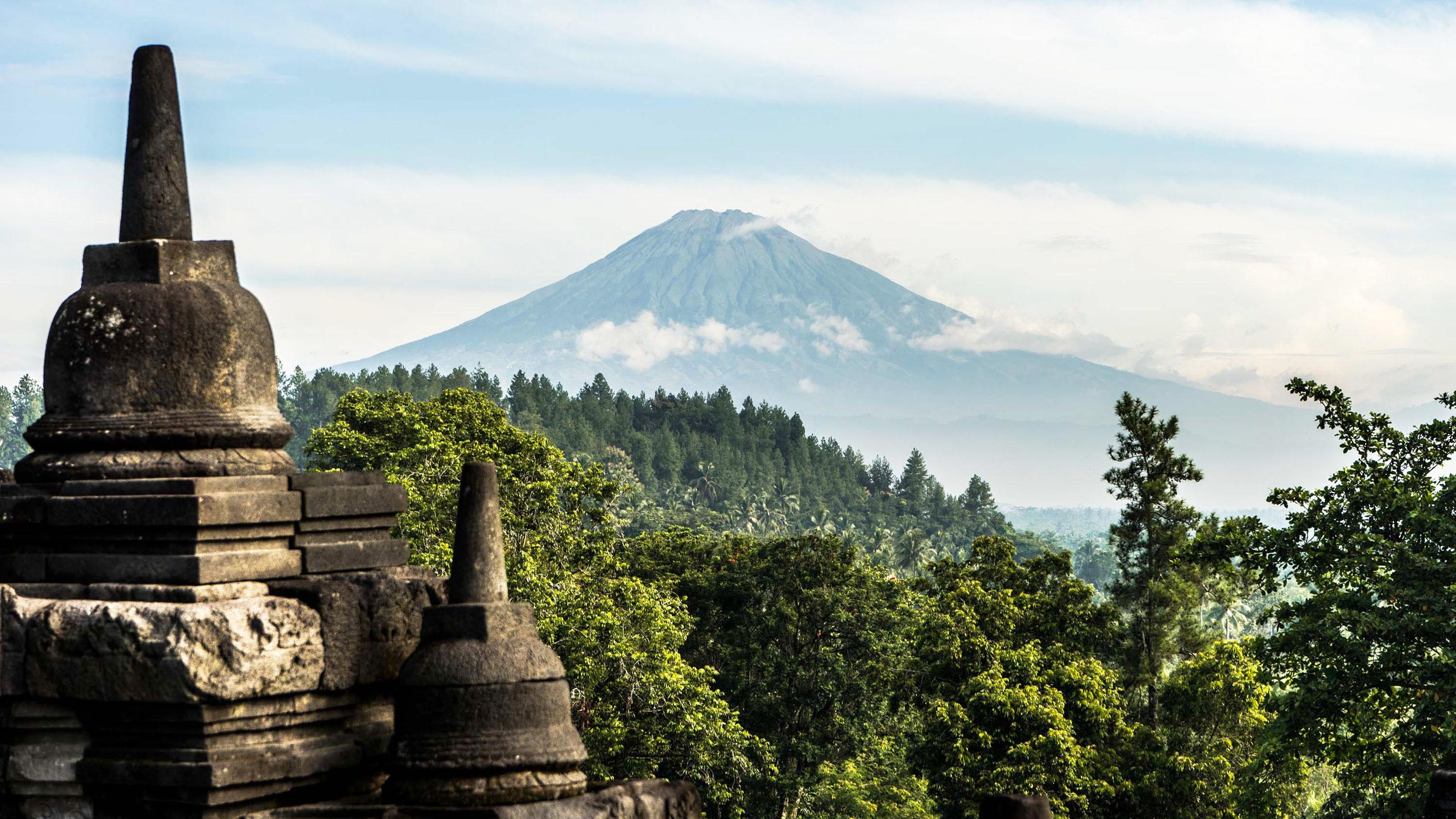 Voyage sur mesure à Java en Indonésie
