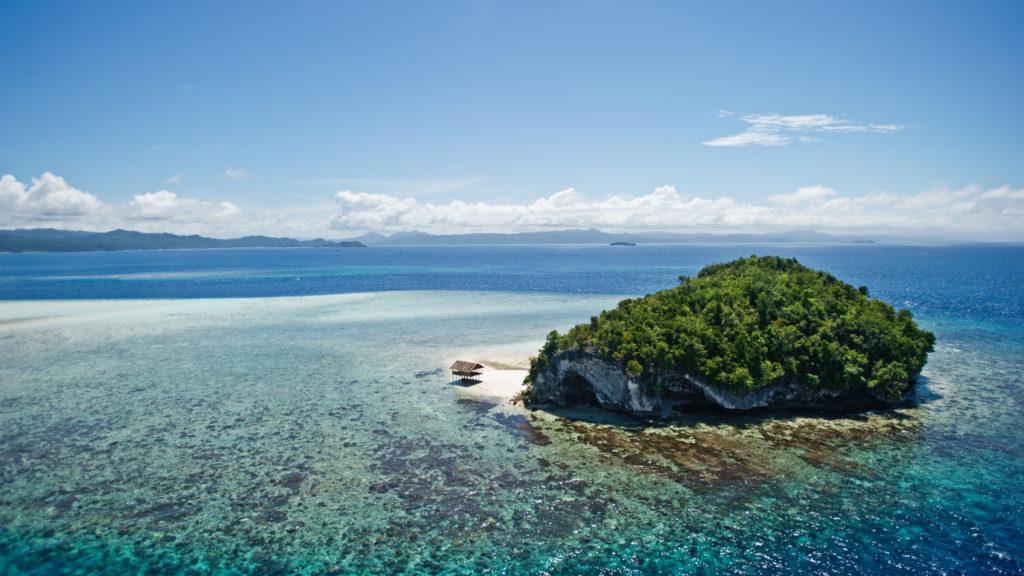 Mandara plongée raja ampat éco-tourisme indonésie