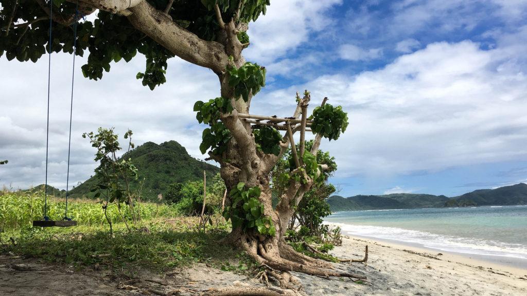 Mandara sumbawa éco-tourisme indonésie