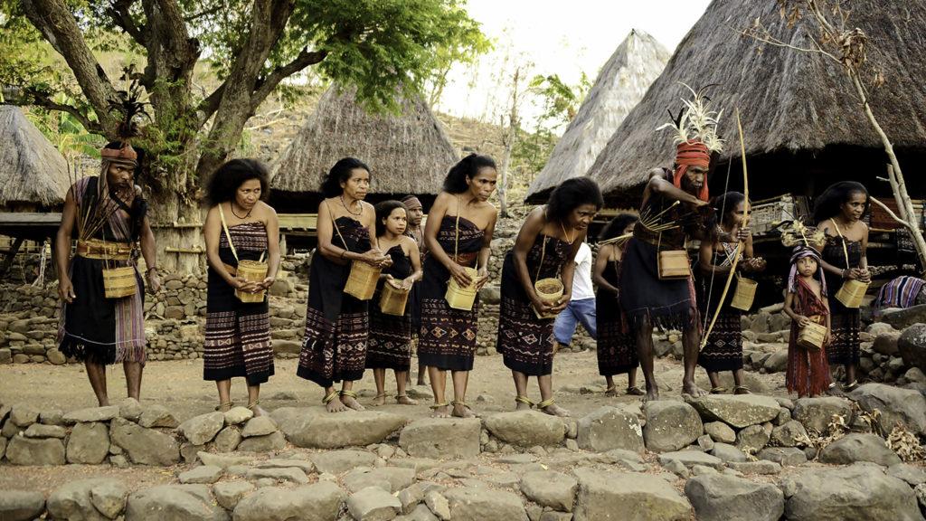 Mandara alor éco-tourisme indonésie