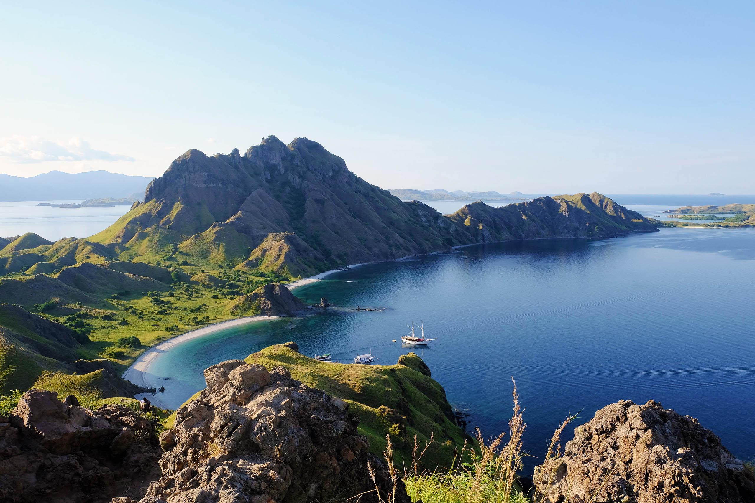 Mandara komodo éco-tourisme